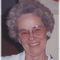 """Margaret """"Peggy Ann"""" Soullier"""