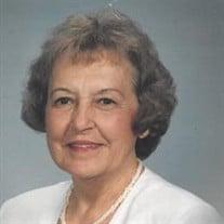 Frances Cecelia Marie Zahn Clark