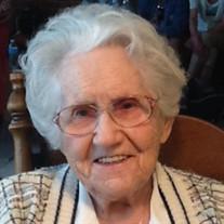 Bertha M. Condne