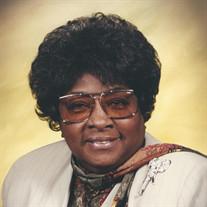 Mrs. Fannie Mae Bell