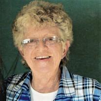 Barbara Eleanor Hennessy (nee Harrogate)