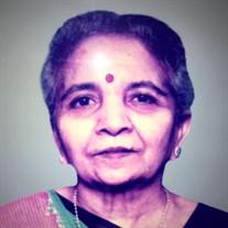 Aksharnivasi Punjiben A. Patel