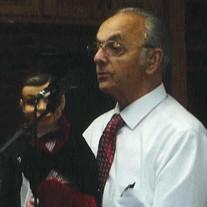 Pastor Dwayne A Poe
