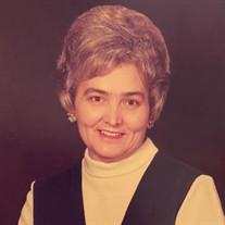 Audrey W. Freeman