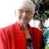 Mrs. Ellen Marie McGinley (nee Driscoll)