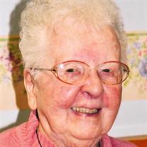 Sister Marie Louise Koenig SSND