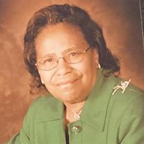 Mrs. Hilda Portier Fontenot