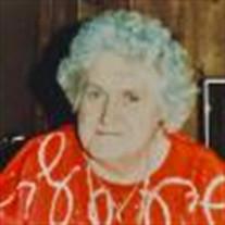 Mrs. Alice Marion Davison Benedict