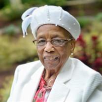 Mrs. Ora Zenobia Bradford