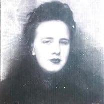 Evelyn Josephine 'Josie' McGuire Showalter