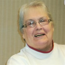 Patricia Mae Peterson