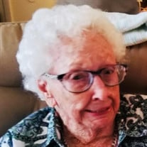Mrs. Esther Merritt Riviere age 103 of Jacksonville