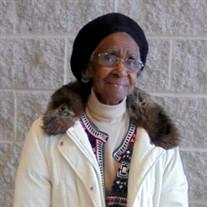 Jeanette Belle Robinson