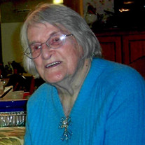 Mamie Gertrude Cain