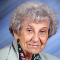Sister Dorothy Mary Maniscalco