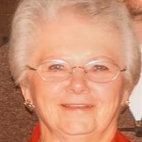 """Mrs. Dorothy """"Dottie"""" Knoll Gunnell"""