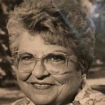 Mary Jeanette Buck
