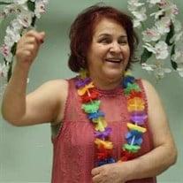 Mrs. Aura Marina Portillo