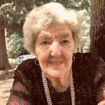 Elsie Ann Lilley Spence