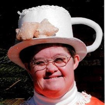 Cathy Jean Matthews