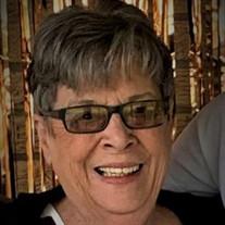Barbara Mae Martin