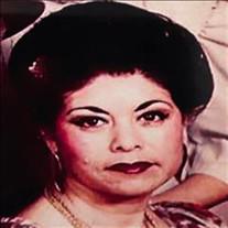 Mary Velasquez Gonzales