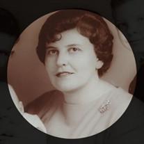 Mrs. Elizabeth (Betty) Ann Lewis