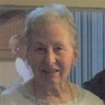 "Claudette ""Smiley"" (Pelletier) Gillett"