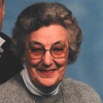 Mrs. Frances Hynson