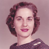 Mrs. JoAnne Walker Woodliff