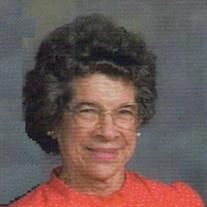 Marie Barringer Cuthrell