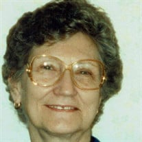 Bertha R. England