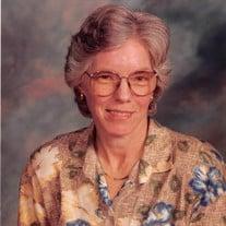 Mary Joan Throckmorton Poole