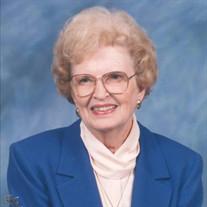Mrs Shirley Louisa Thompson