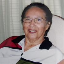 Mrs. Frances Vargas Malveaux