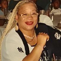 """Ms. Joyce Ann """"Lady J"""" Jordan"""