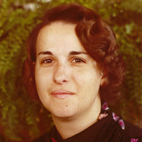 Clara Ellen Reed