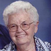 June Kimball Alldredge