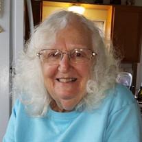 Patricia Anne Gordy
