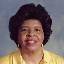 Mrs. Willie L. Roberts