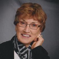 "Patricia ""Pat"" Margaret Johanning (Reining)"