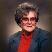 Annie Jane Helton