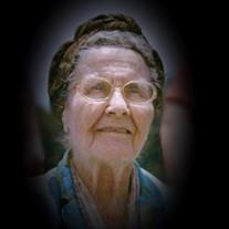 Margie Louisa Miller