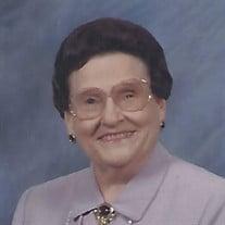 Irma Ileen Greer Marks