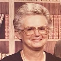 Beryl Marie Harrington