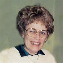 Jeanette Rae Beckel