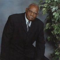 Deacon Raymond Jones Sr.
