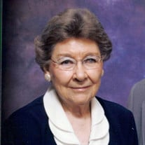 Doris Sophy Patton