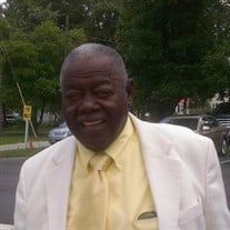 Deacon George Jackson Sr.