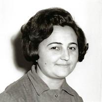 Irene Zahos Masgalas